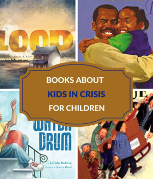 books about children who are suffering