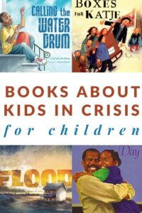 books about children in crisis