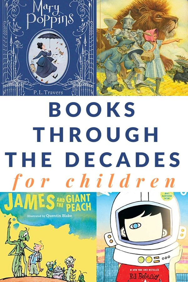 books and movies through the ages