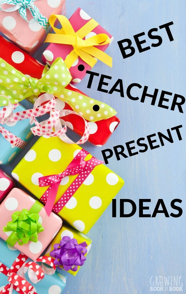 best gift ideas for teachers and librarians