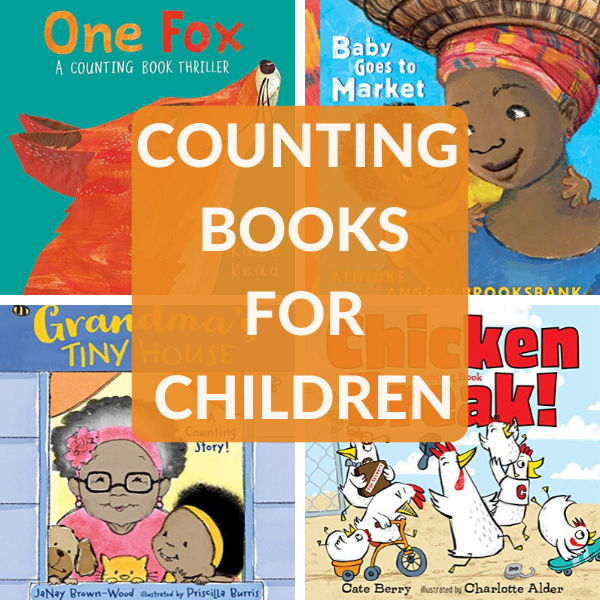 books about counting for children