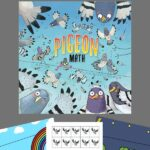 BOOK ACTIVITY TO COMPLIMENT THE PIGEON MATH STORY
