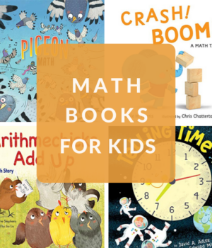 picture books about math for kids