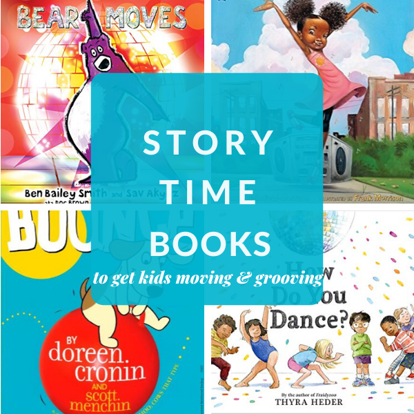 circle time books that engage kids