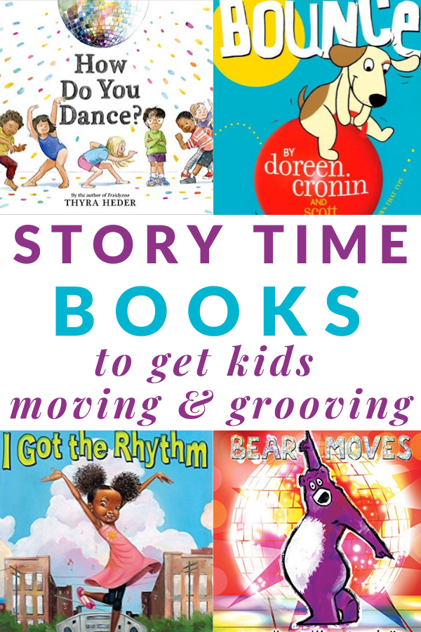 story time books for circle time