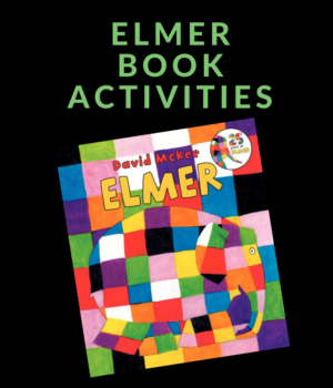 Elmer book activities