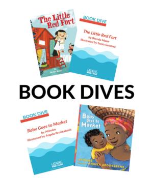 book dive activities