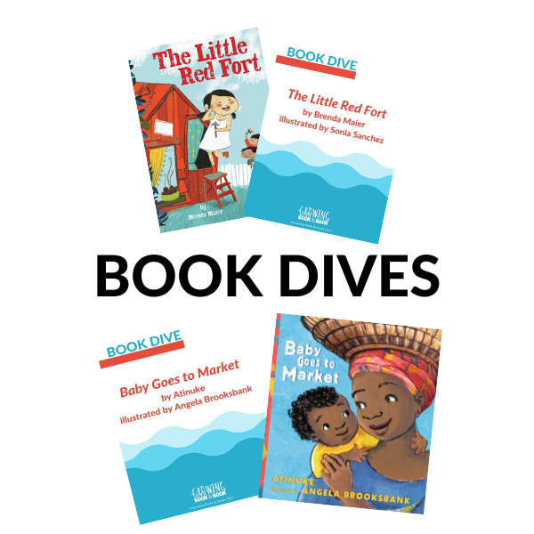 book dive activities