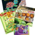 picture books about 5 senses