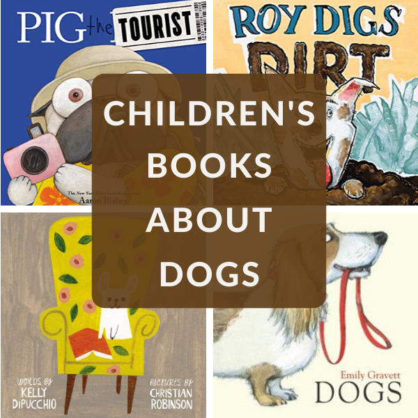 books about dogs and puppies for kids