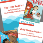 going deep into books with activities
