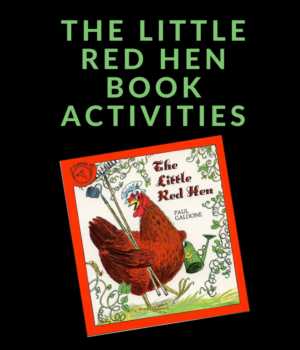 activities for the The Little Red Hen