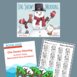 one snowy morning book activities
