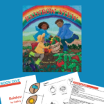 book activities for Rainbow Stew
