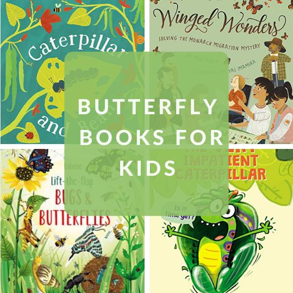 children's books about butterflies