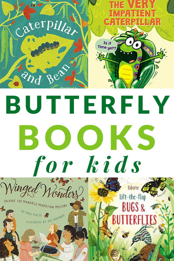 picture books about butterflies
