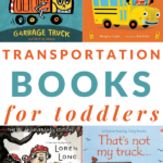 books for toddlers about transportation