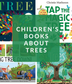 tree books for children
