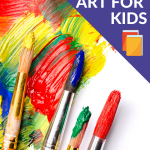 art themed books for kids