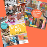 art idea books for kids