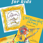 picture books about art for kids