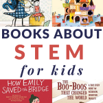 STEM themed books for children