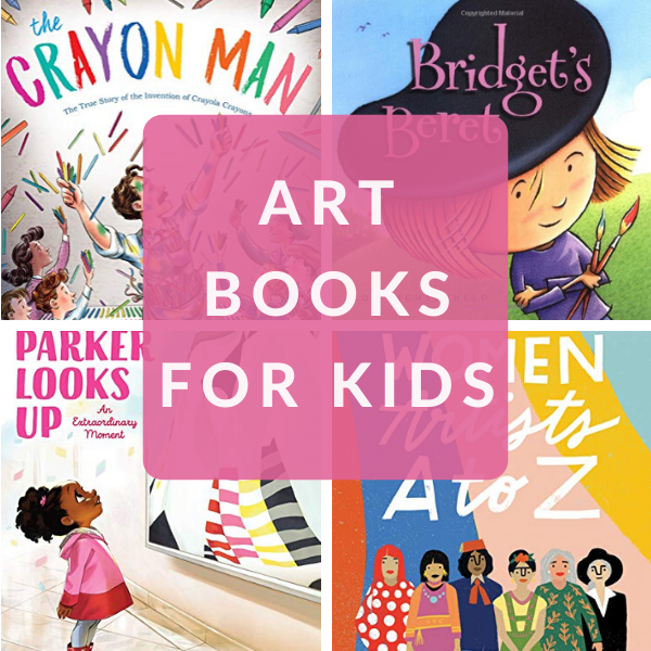 children's books about art
