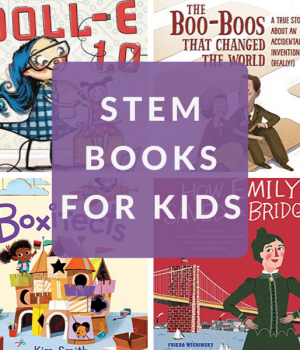 stem titles for kids