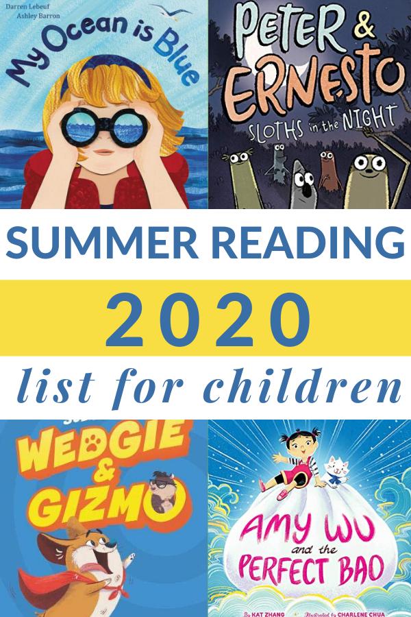 SUMMER READING GUIDE FOR KIDS