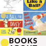 BALL THEMED BOOKS FOR PRESCHOOLERS
