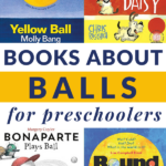 PRESCHOOLER BALL BOOKS