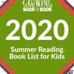 PRINTABLE SUMMER READING LIST FOR KIDS