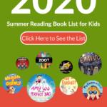 SUMMER BOOK LIST FOR CHILDREN