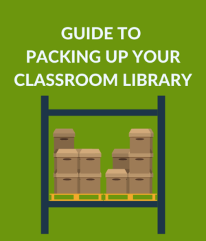 tips for packing books