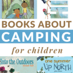 camping books for children