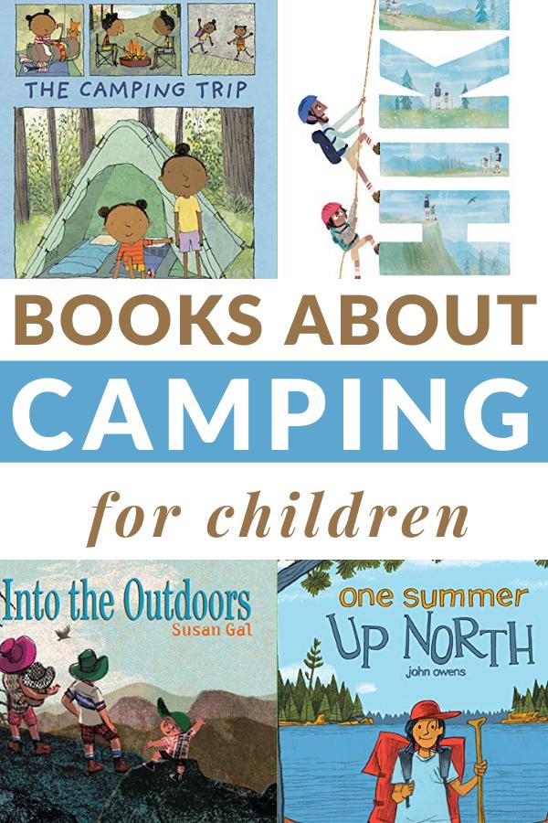 camping books for children