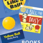 books for preschoolers about balls