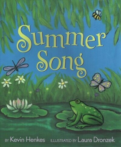 summer song by kevin henkes