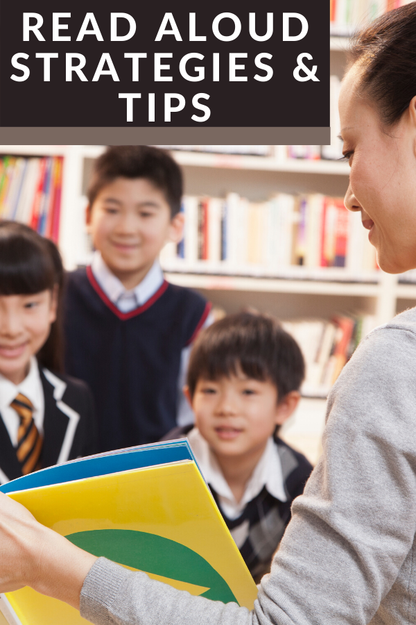 tips for reading aloud to children