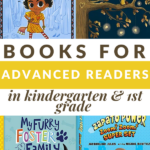 AGE APPROPRIATE BOOKS FOR YOUNG ADVANCED READERS
