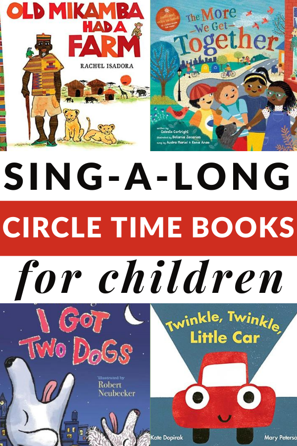 BOOKS THAT YOU CAN SING