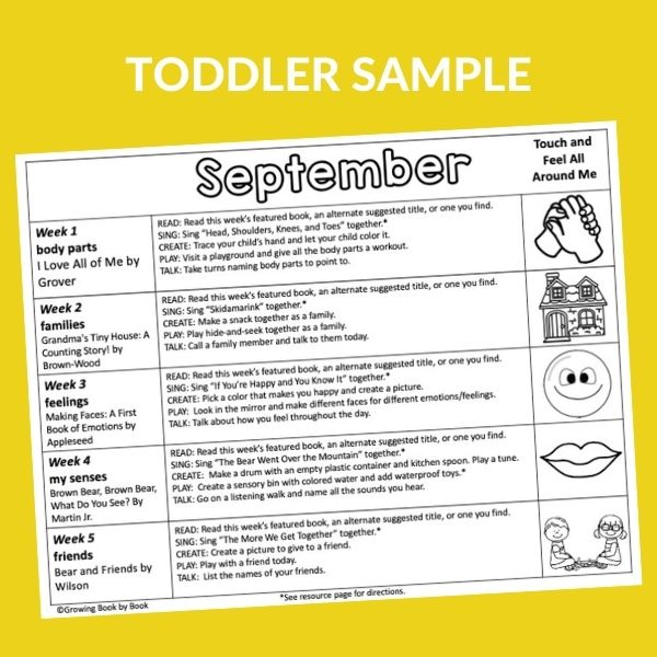 toddler learning at home ideas
