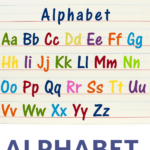 ALPHABET ACTIVITIES FOR TODDLERS AND PRESCHOOLERS