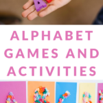 ABC ACTIVITIES, GAMES, AND PRINTABLES