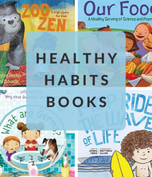 GETTING HEALTHY BOOKS FOR KIDS