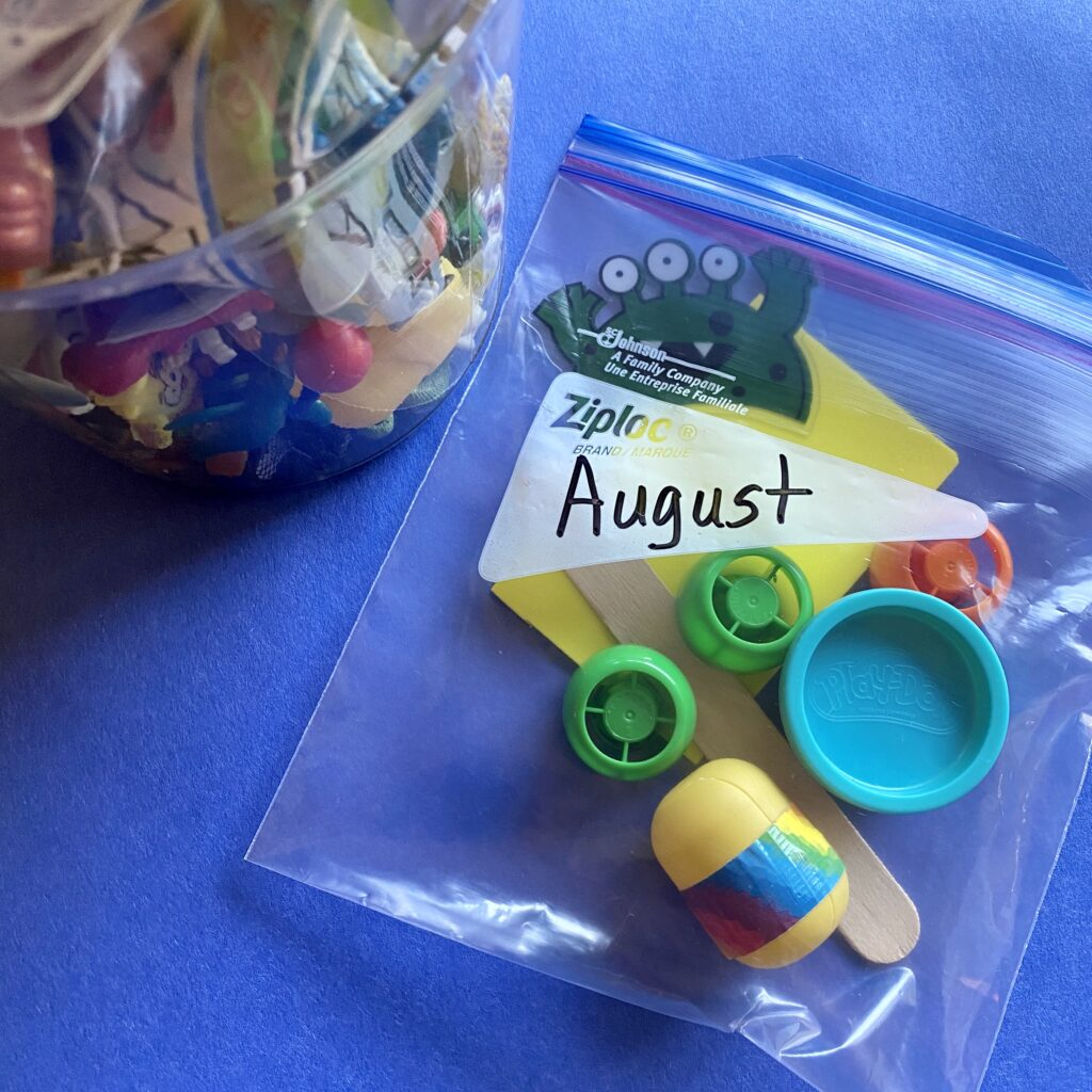 PROPS FOR KIDS TO USE AT HOME DURING STORYTIME