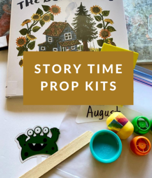 STORYTIME PROP IDEAS