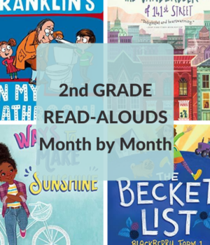 second graders for reading aloud
