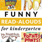 books for kindergarten circle time