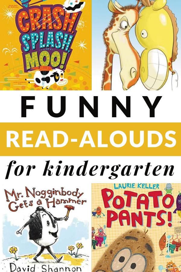 books for kindergarten circle time
